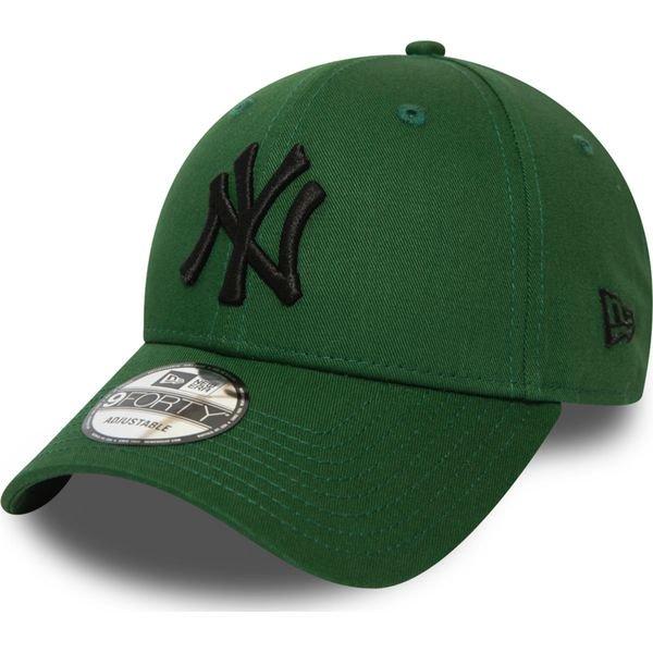 New Era New York Yankees Czapka z daszkiem Zielony