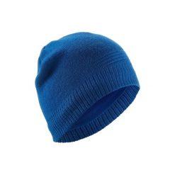 Czapka narciarska PURE. Niebieskie czapki i kapelusze męskie WED'ZE. Za 29.99 zł.