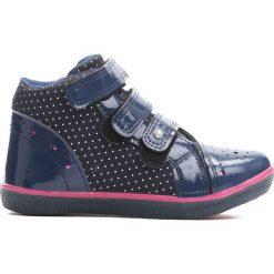 Granatowe Buty Sportowe How Many Times. Niebieskie buty sportowe dziewczęce Born2be, z materiału. Za 39.99 zł.