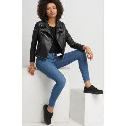 Jeansy premium power stretch. Niebieskie jeansy damskie Orsay. Za 149.99 zł.