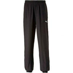 Puma Spodnie Dresowe Ess Woven Pants Cl Black S. Czarne spodnie dresowe damskie Puma, z dresówki. W wyprzedaży za 109.00 zł.