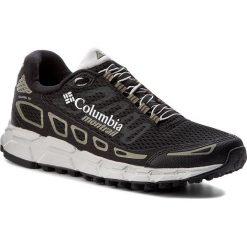 Buty COLUMBIA - Bajada III BL4570  Black/Verdant 011. Czarne obuwie sportowe damskie Columbia, z materiału. W wyprzedaży za 279.00 zł.