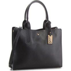 Torebka JENNY FAIRY - RC11745A Black. Czarne torebki do ręki damskie Jenny Fairy, ze skóry ekologicznej. Za 119.99 zł.