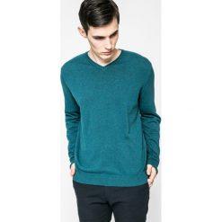 Medicine - Sweter Lord and Master. Szare swetry przez głowę męskie MEDICINE, z bawełny, z okrągłym kołnierzem. W wyprzedaży za 59.90 zł.
