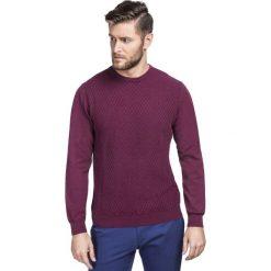 Sweter FREDERICO SWAR000187. Swetry przez głowę męskie marki Giacomo Conti. Za 219.00 zł.