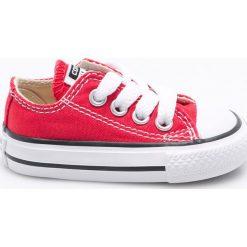 Converse - Tenisówki dziecięce. Trampki i tenisówki dziewczęce Converse, z gumy. Za 179.90 zł.