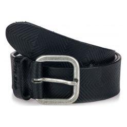 Pepe Jeans Pasek Męski Warwick 95 Czarny. Czarne paski damskie Pepe Jeans, w paski, z jeansu. Za 229.00 zł.