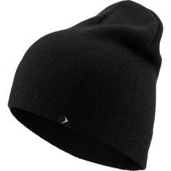 Czapka męska CAM606 - głęboka czerń - Outhorn. Czarne czapki i kapelusze męskie Outhorn. Za 24.99 zł.