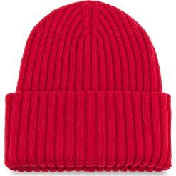 Czapka WEEKEND MAXMARA - Milva 55760884600 Red 007. Czerwone czapki i kapelusze damskie WEEKEND MaxMara, z materiału. W wyprzedaży za 339.00 zł.