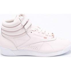 Reebok Classic - Buty F/S Hi Nbk. Szare obuwie sportowe damskie Reebok Classic, z gumy. W wyprzedaży za 229.90 zł.