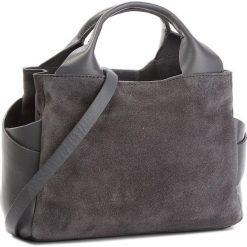 Torebka CLARKS - Talara Wish 261375150 Dark Grey Sde. Szare torby na ramię damskie Clarks. W wyprzedaży za 349.00 zł.