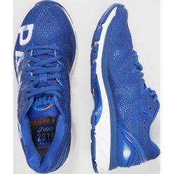 ASICS GELNIMBUS 20 PARIS MARATHON Obuwie do biegania treningowe blue. Obuwie sportowe damskie Asics, z materiału. Za 739.00 zł.