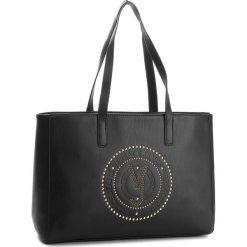 Torebka VERSACE JEANS - E1VSBBR6 70718 899. Czarne torebki do ręki damskie Versace Jeans, z jeansu. Za 649.00 zł.