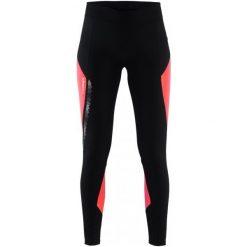 Craft Spodnie Do Biegania Brilliant 2.0 Thermal Black Pink Xs. Czarne spodnie sportowe damskie Craft. W wyprzedaży za 239.00 zł.