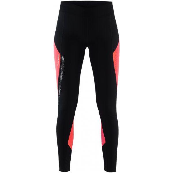501644afeb5627 Craft Spodnie Do Biegania Brilliant 2.0 Thermal Black Pink Xs ...