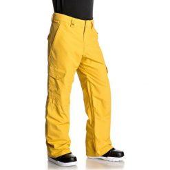 Quiksilver PORTER  Spodnie narciarskie solar power. Spodnie snowboardowe męskie marki WED'ZE. W wyprzedaży za 566.10 zł.