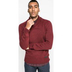 Medicine - Sweter North Storm. Brązowe swetry przez głowę męskie MEDICINE, z bawełny. W wyprzedaży za 99.90 zł.