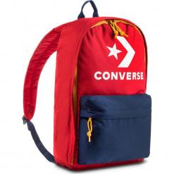 Plecak CONVERSE - 10007031-A03 Czerwony. Czerwone plecaki damskie Converse, z materiału, sportowe. W wyprzedaży za 129.00 zł.