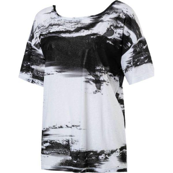 30fc7d1d5a Puma Koszulka damska Dancer Drapey Tee czarno biała r. S (515721 07 ...