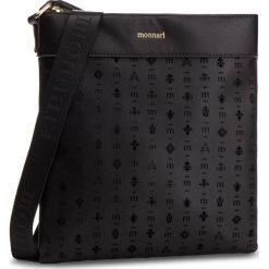 Torebka MONNARI - BAG3750-020  Black. Czarne torebki do ręki damskie Monnari, ze skóry ekologicznej. W wyprzedaży za 159.00 zł.