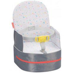 Badabulle Krzesełko/Plecak 2V1 On-The-Go Grey. Szare torby i plecaki dziecięce Badabulle. Za 145.00 zł.