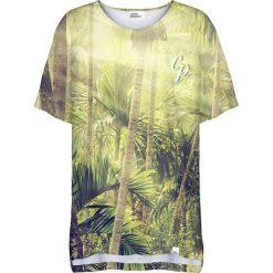 Colour Pleasure Koszulka damska CP-033 272 zielona r. uniwersalny. T-shirty damskie Colour Pleasure. Za 76.57 zł.