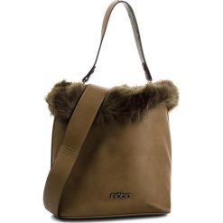 Torebka NOBO - NBAG-F1520-C008 Zielony. Zielone torebki do ręki damskie Nobo, z materiału. W wyprzedaży za 179.00 zł.