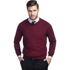 Sweter EDMONDO SWAR000214. Swetry przez głowę męskie marki Giacomo Conti. Za 149.00 zł.