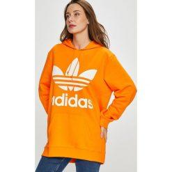 Adidas Originals - Bluza. Pomarańczowe bluzy damskie adidas Originals. Za 329.90 zł.