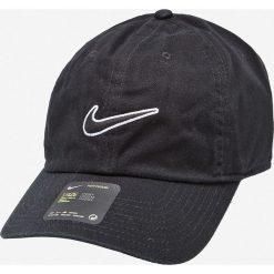 Nike - Czapka. Czarne czapki i kapelusze męskie Nike. Za 59.90 zł.