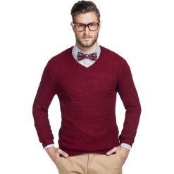 Sweter MANUELE SWAR000244. Swetry przez głowę męskie marki Giacomo Conti. Za 249.00 zł.