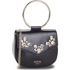 Torebka GUESS - HWVG71 11350  BLA. Czarne torebki do ręki damskie Guess, ze skóry ekologicznej. W wyprzedaży za 309.00 zł.