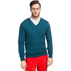 Sweter FABRIZIO SWZR000108. Swetry przez głowę męskie marki Giacomo Conti. Za 229.00 zł.
