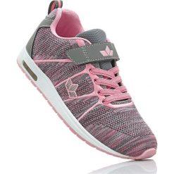 Sneakersy Brütting bonprix szaro-jasnoróżowy. Buty sportowe chłopięce marki bonprix. Za 139.99 zł.