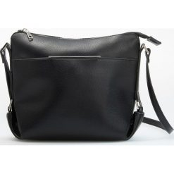 Podłużna torebka na regulowanym pasku - Czarny. Czarne torebki do ręki damskie Reserved. Za 99.99 zł.