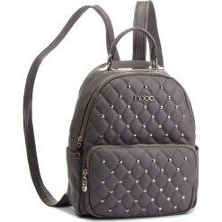 Plecak NOBO - NBAG-F1940-C019 Szary. Szare plecaki damskie Nobo, ze skóry ekologicznej, klasyczne. W wyprzedaży za 199.00 zł.