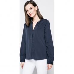 Vero Moda - Koszula. Szare koszule damskie Vero Moda, z elastanu, casualowe, z długim rękawem. W wyprzedaży za 39.90 zł.