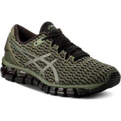 Buty ASICS - Gel-Quantum 360 Shift Mx T839N Four Leaf Clover/Black/Black 8190. Zielone buty sportowe męskie Asics, z materiału. W wyprzedaży za 489.00 zł.