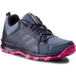 Buty adidas - Terrex Tracerocker W AC7944 Tecink/Trablu/Reamag. Niebieskie obuwie sportowe damskie Adidas, z materiału. W wyprzedaży za 279.00 zł.