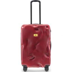 Walizka Stripe średnia Alfa Red. Walizki męskie Crash Baggage. Za 1,225.00 zł.