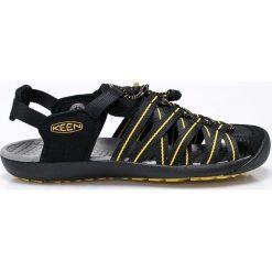 Keen - Sandały. Czarne sandały męskie Keen, z materiału. W wyprzedaży za 219.90 zł.