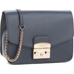 Torebka FURLA - Metropolis 978091 B BNF8 ARE Ardesia e. Niebieskie torebki do ręki damskie Furla, ze skóry. Za 1,079.00 zł.