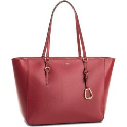 Torebka LAUREN RALPH LAUREN - Bennington 431687507004  Red. Czerwone torebki do ręki damskie Lauren Ralph Lauren, ze skóry. Za 1,089.90 zł.