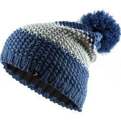 Czapka męska CAM601 - ciemny granat melanż - Outhorn. Szare czapki i kapelusze męskie Outhorn. Za 29.99 zł.