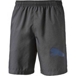 Puma Spodenki Męskie Pt Ess Dry Branded Wvn Short Asphalt-Ato Xs. Krótkie spodenki sportowe męskie marki DOMYOS. W wyprzedaży za 89.00 zł.