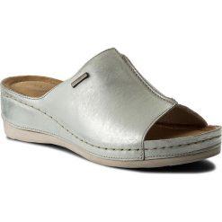 Klapki WASAK - 0413 Biały/Srebrny. Klapki damskie marki Nike. Za 149.00 zł.