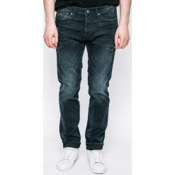Jack & Jones - Jeansy 12129769. Niebieskie jeansy męskie Jack & Jones. W wyprzedaży za 119.90 zł.