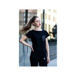 T-shirt 3D(lux) pocket. Czarne t-shirty damskie Desert snow, z bawełny. Za 67.15 zł.