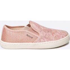 Geox - Tenisówki dziecięce. Buty sportowe dziewczęce marki Pulp. W wyprzedaży za 139.90 zł.