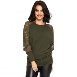 Anoushka T-Shirt Damski Vanessa M Zielony. Zielone t-shirty damskie Anoushka, z koronki. Za 89.00 zł.